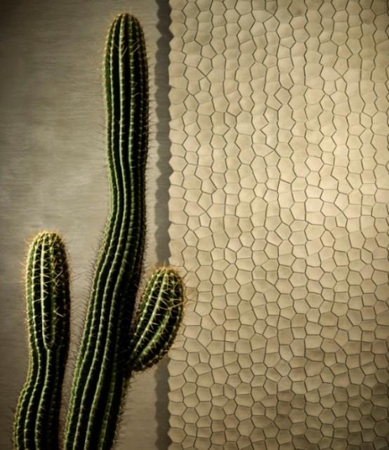 Pannelli decorativi in 3D per rivestire le pareti