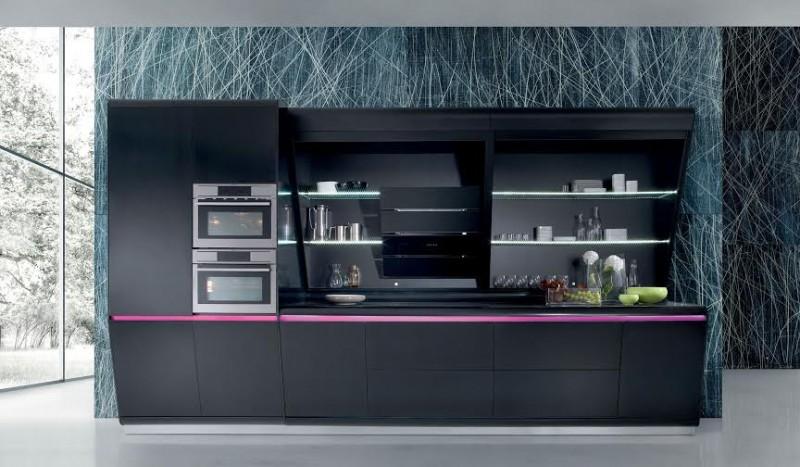 Cucina design minimal Kook di Rastelli