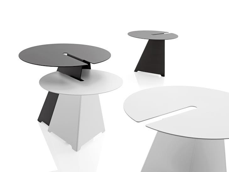 Tavolino ad incastro Abra di BLine