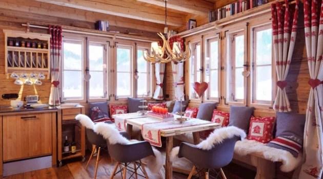 Ciò significa che la casa può essere di piccole dimensioni, senza rinunciare a comodità e comfort. Case Di Montagna