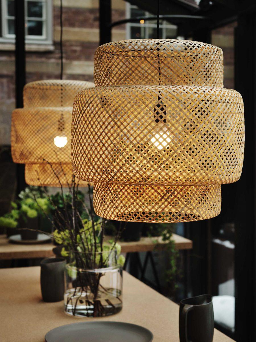 Dai moderni lampadari da soffitto o lampadari a sospensione per cucina, soggiorno e. Lampadari Ikea