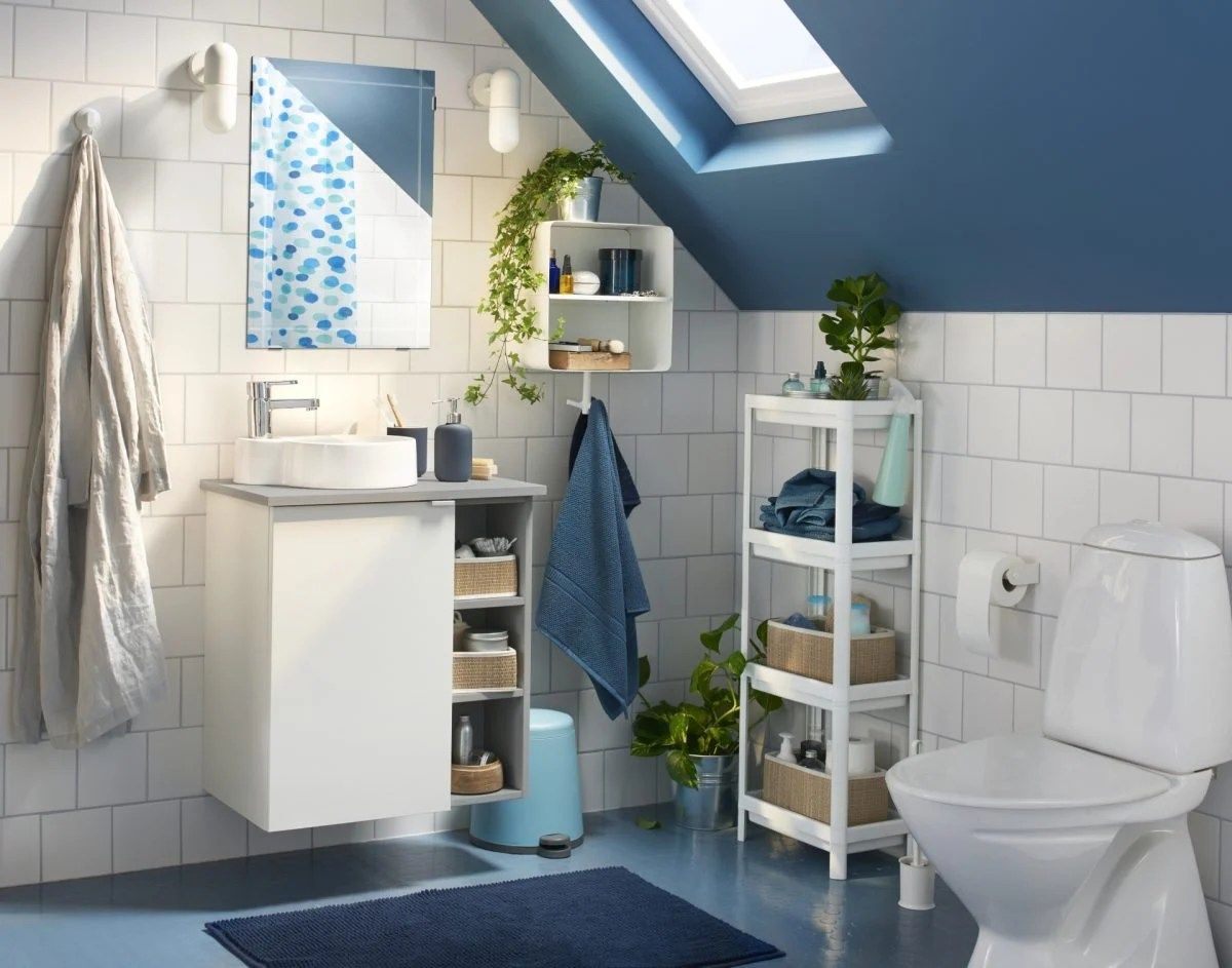 Ikea Lavatoio Ceramica.Mobile Porta Lavatrice Con Lavabo Ikea