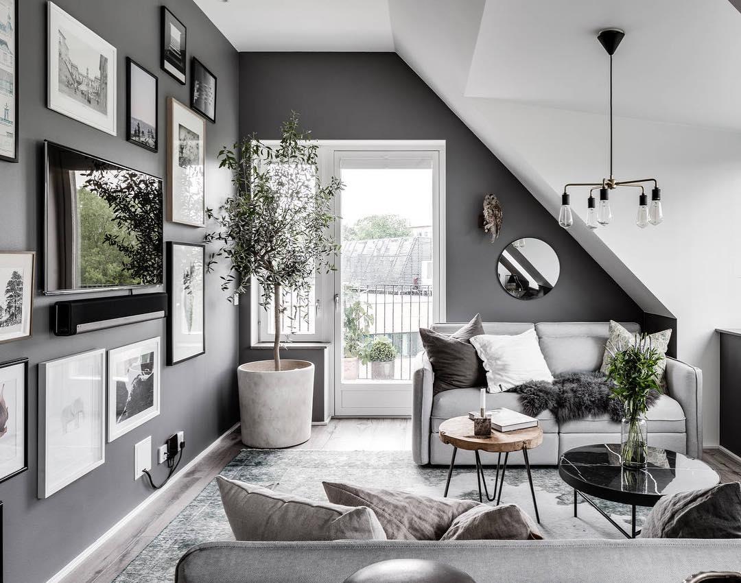Arredare un piccolo soggiorno
