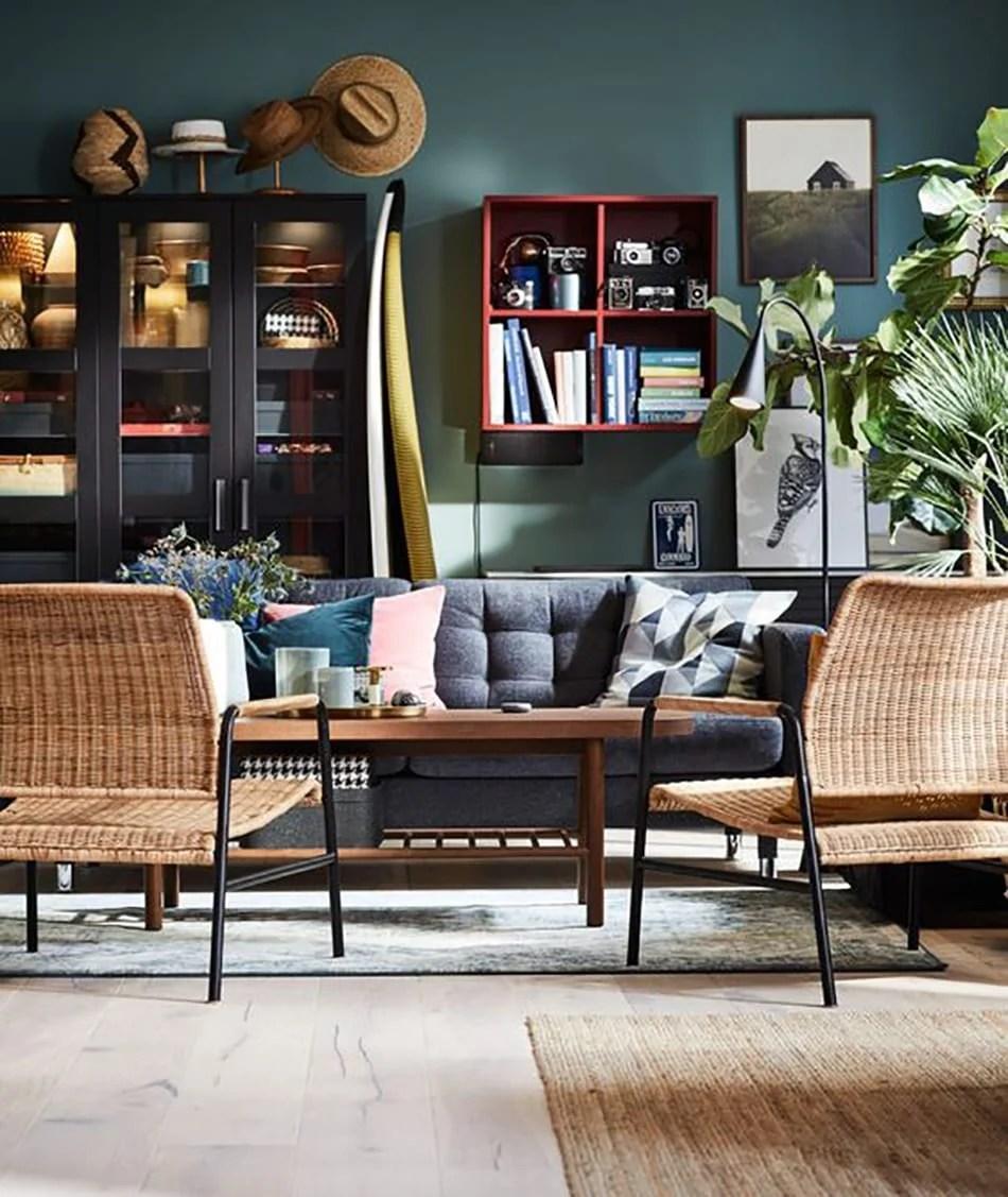 Il tuo soggiorno racconta la tua storia. 10 Mobili Ikea Da Avere In Soggiorno