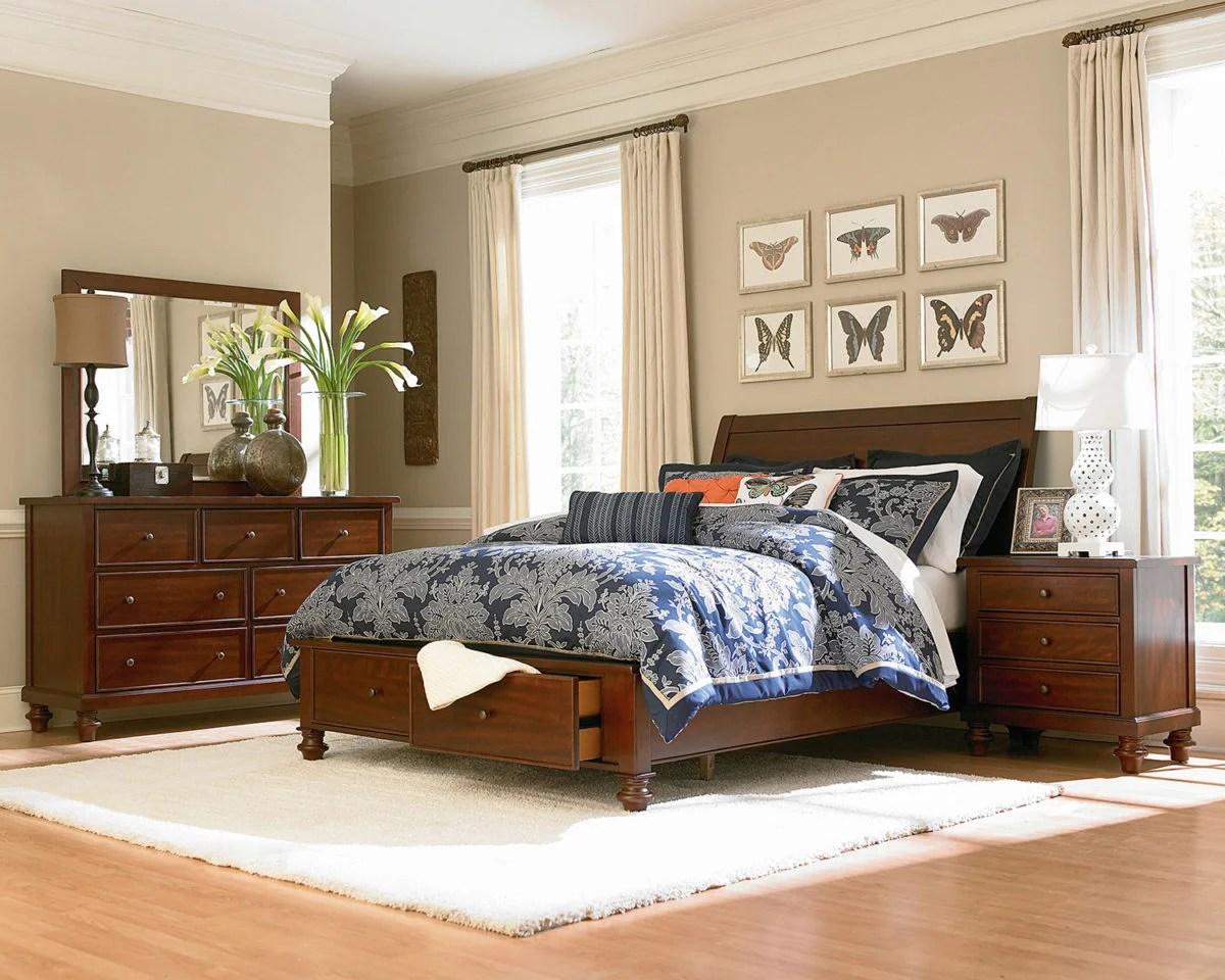 Camera da letto con mobili scuri che colore. I Migliori Abbinamenti Del Color Castagno Per Pareti E Mobili Di Casa