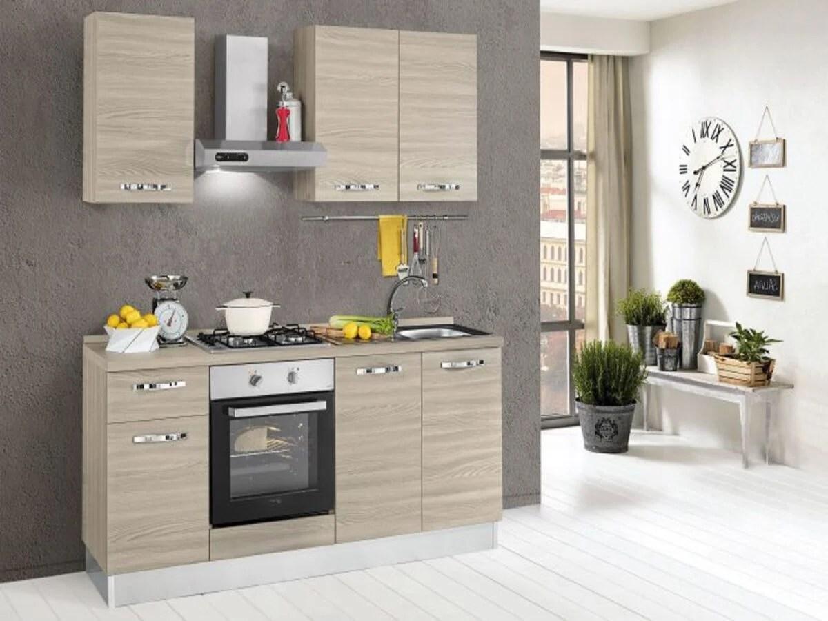 10 dettagli per completare una cucina in stile. Cucine Piccole Mondo Convenienza Composizioni Fisse Salvaspazio