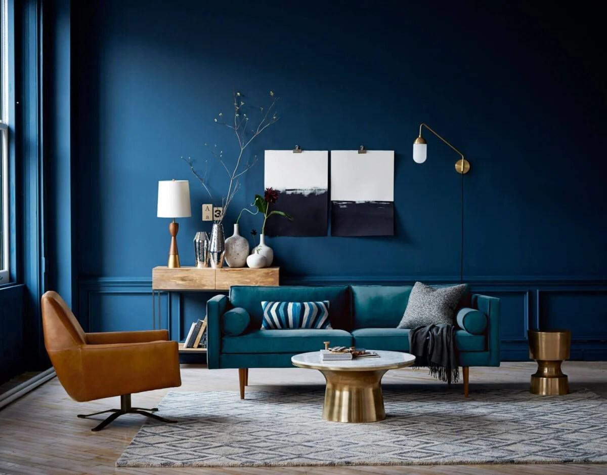 Verso toni più caldi per chi preferisce il legno scuro, magari con un parquet in rovere al pavimento e cuscini sui toni del. Colori Migliori Per Le Pareti Di Soggiorno In Stile Moderno