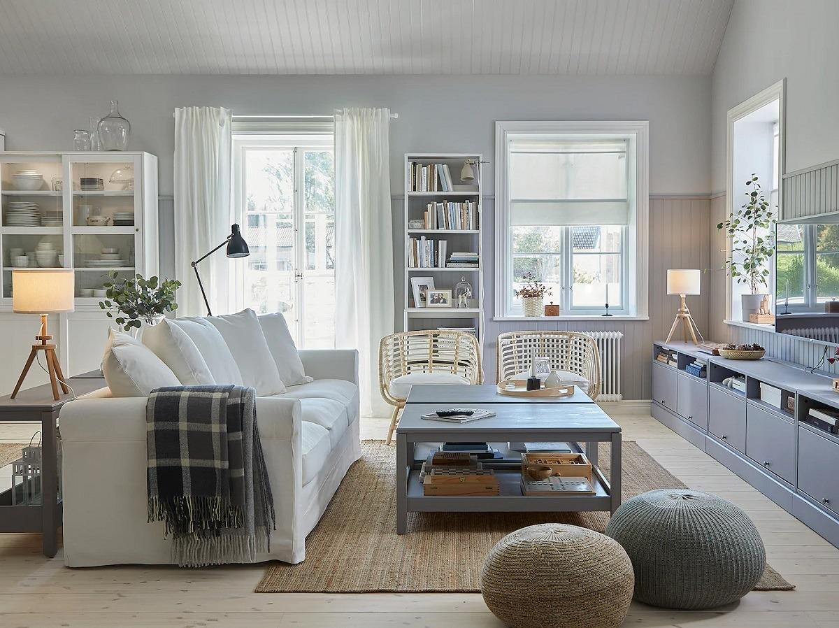 I mobili soggiorno ikea dal catalogo 2017 per arredare casa con un tocco di originalità. Ikea Soggiorno Catalogo 2021