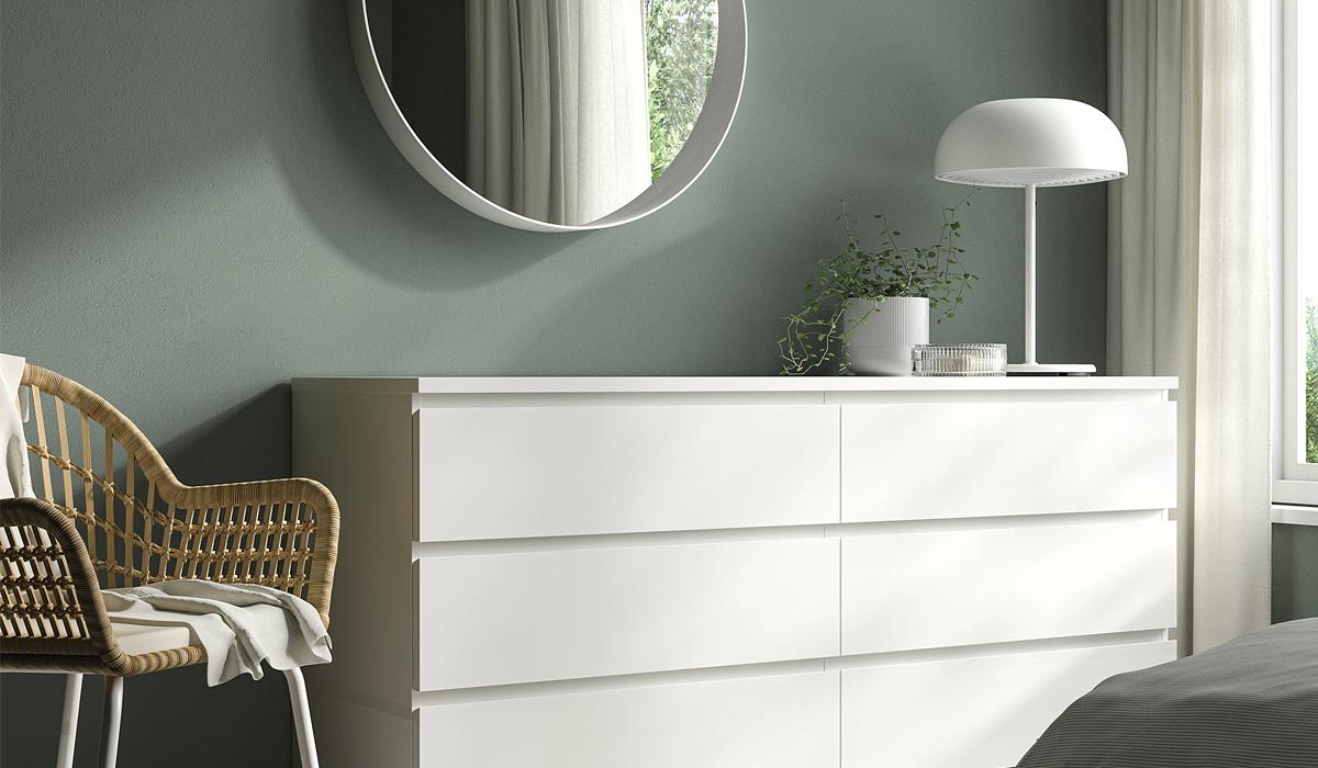 Facile da pulire, resistente, alta quanto basta per inserire contenitori sottoletto, sagstua è molto versatile. Ikea Catalogo Camera Da Letto La Collezione 2021