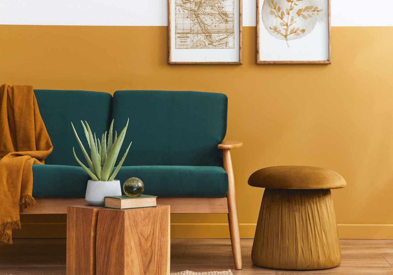 In questa galleria fotografica una serie di idee per imbiancare casa. Color Curcuma Idee Per Le Pareti Di Casa