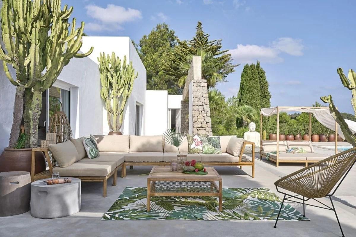 maisons du monde propone una larga scelta di mobili e di oggetti esclusivi per la casa in una moltitudine di stili: Maisons Du Monde 2021 Collezione Giardino E Terrazzo