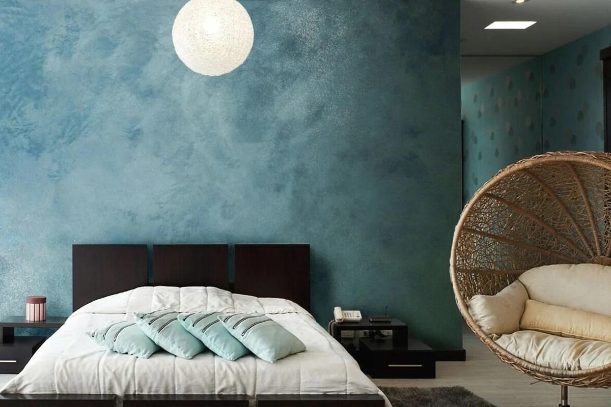 O si sceglie per le pareti della camera da letto una tonalità in netto contrasto oppure qualcuna che sia in un continuum con il pavimento. Pitture Decorative Per La Camera Da Letto 3 Tecniche Da Scoprire