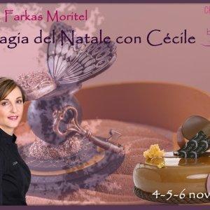 La Magia del Natale con Cècile Farkas Moritel -Pianeta Dessert School