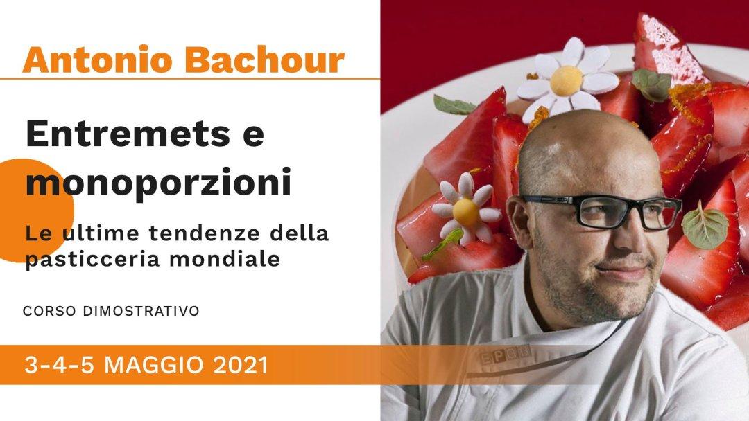 Antonio Bachour Pianeta Dessert School