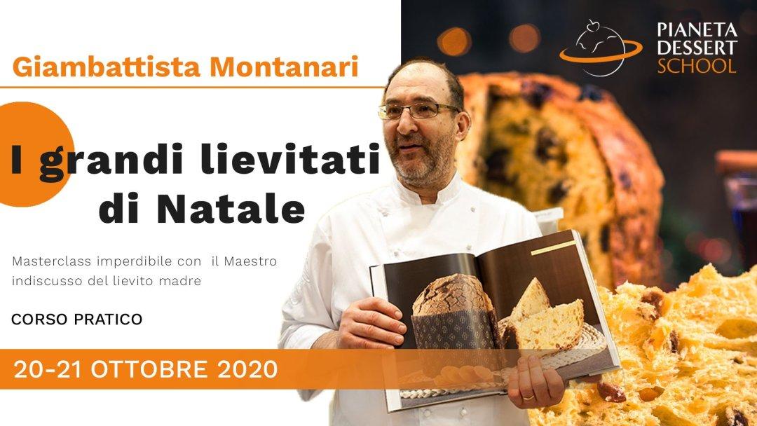 Giambattista Montanari Pianeta_Dessert_School