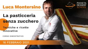 Luca Montersino Pianeta Dessert School
