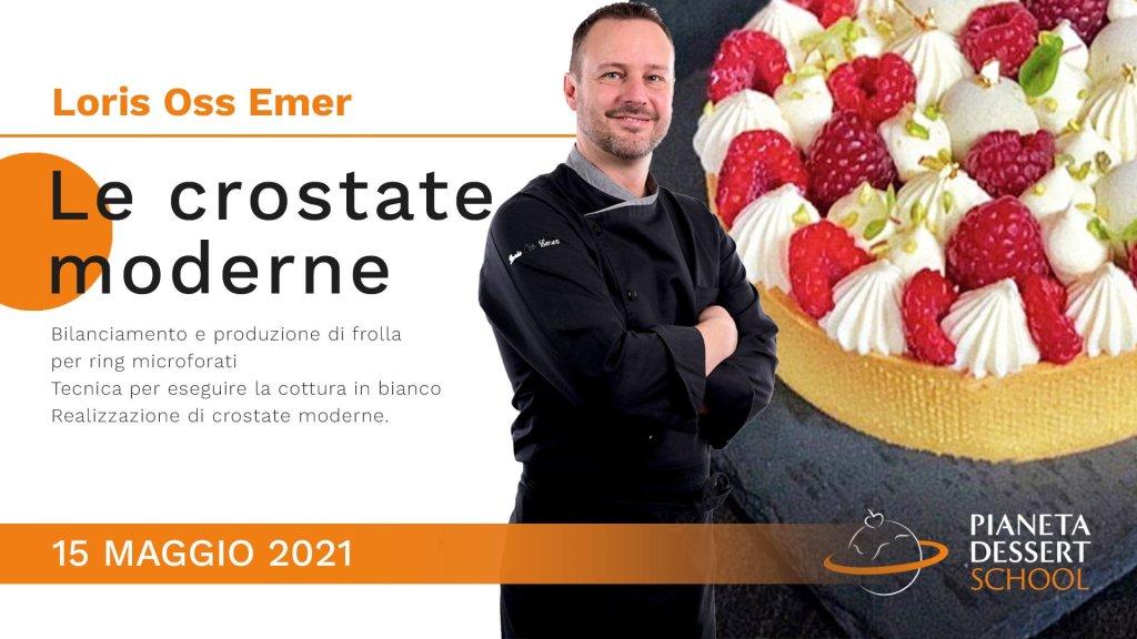 Loris Oss Emer 15 maggio 2021 Pianeta Dessert School