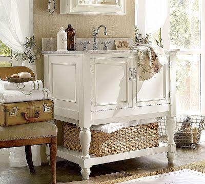Ma come fare ad arredare il salotto in maniera stilosa, raffinata e impeccabile con lo shabby chic? Arredamento Bagno Shabby Uno Stile Che Fa Tendenza