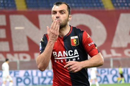 """Pandev: """"My colleagues from Genoa repeat to me:"""" Do not joke; you maintain to execute it for one more 12 months """""""""""