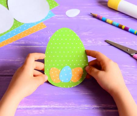 Biglietti Di Pasqua Per Bambini Da Costruire Pianetamamma It
