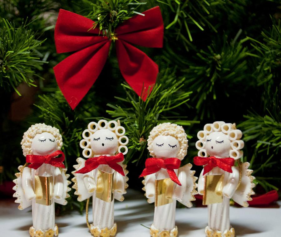 E' arrivato il freddo e le feste natalizie si avvicinano…è arrivato il momento per decorare finestre e vetrate! Lavoretti Di Natale Con La Pasta Per Bambini Pianetamamma It
