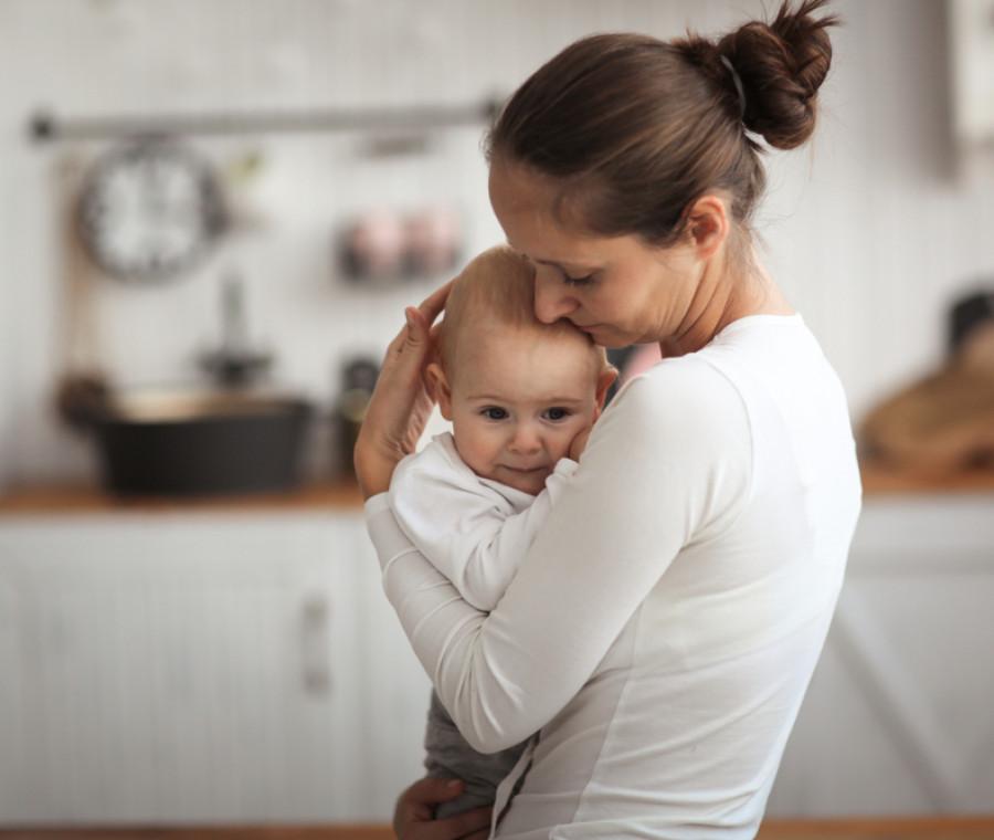Neonato di 4 mesi - PianetaMamma.it
