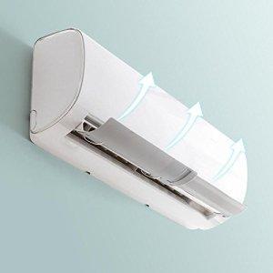 Sgerste Climatisation Vent Shield Vent froid au gaz Déflecteurs d'air rétractable Baffle Plastique Expansion Board