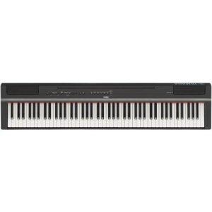 Yamaha p-125b–Piano Digital, Couleur Noir