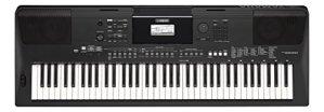 Yamaha psr-ew410–clavier Portable, Couleur Noir