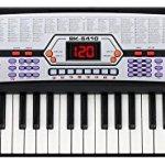 McGrey BK-5410 clavier débutant pack incl. stand et banc
