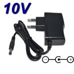Top Chargeur * Adaptateur Secteur Alimentation Chargeur 10V pour Platine THORENS Type TD 105 MKII CH5430