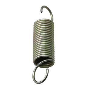 BQLZR Barre à ressort en acier argenté 4,3 cm