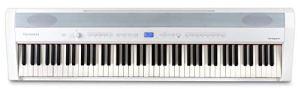 Steinmayer P-60 SM piano de scène blanc