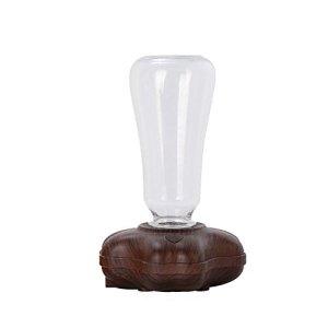 Oasics Humidificateur d'air Diffuseur d'huiles essentielles à ultrasons aromathérapie Humidificateur d'air pour garçons et filles comme cadeau Größe: 160x115mm Noir