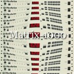 Oberheim Matrix-6énorme Bibliothèque sonore originale et Monteurs sur CD