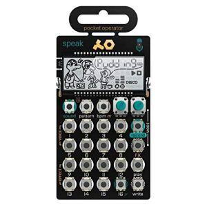 Teenage Engineering PO-35-Speak-Pocket Operator