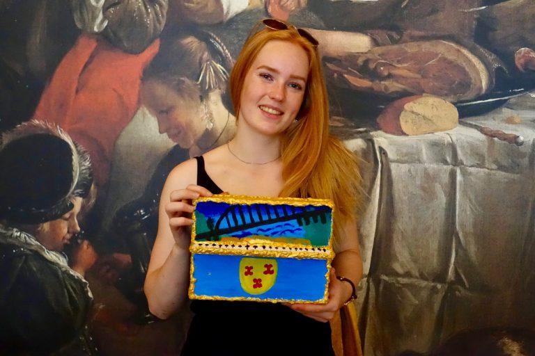 Marit Zeldenthuis winnend piano ontwerp