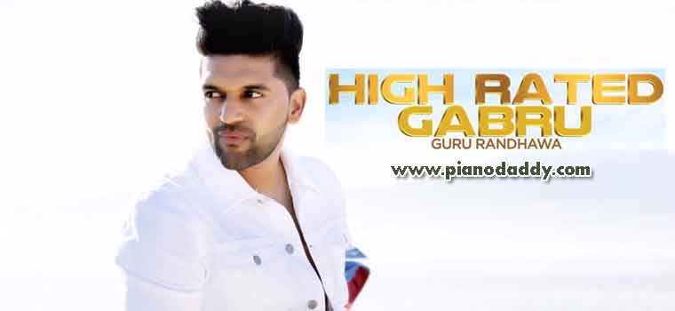 High Rated Gabru (Guru Randhawa)