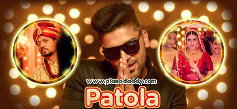 Patola (Guru Randhawa)