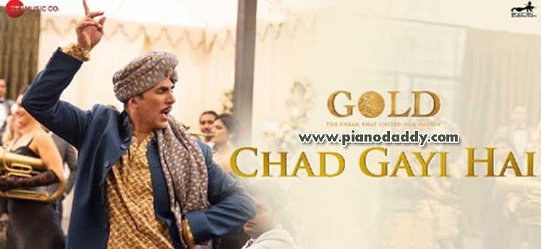 Chad Gayi Hai (Gold)