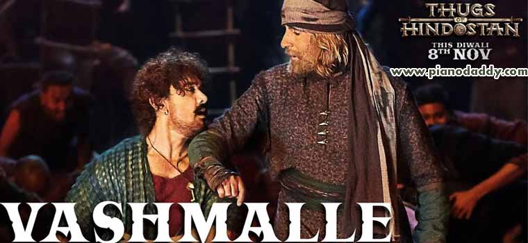 Vashmalle (Thugs Of Hindostan)