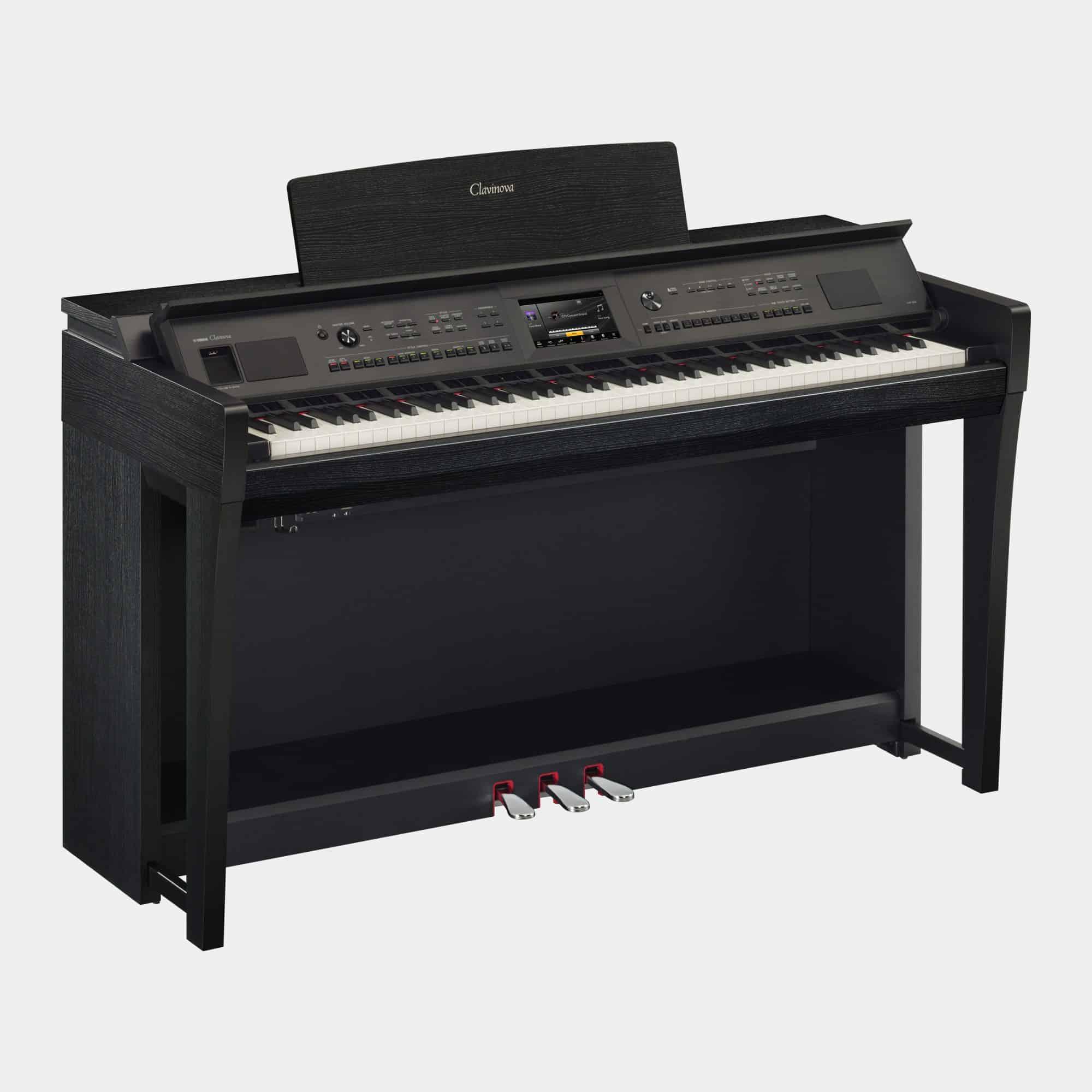 Yamaha CVP-805 Clavinova Digital Piano - Piano Gallery