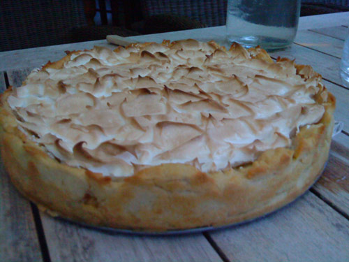 Merengue Pie