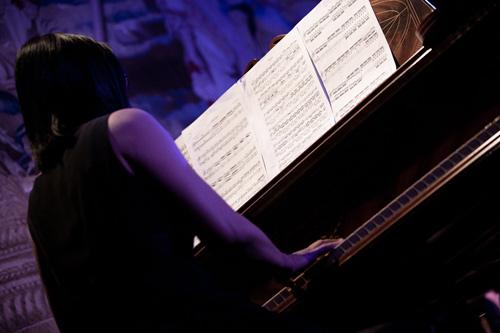3. Anne Ku, piano