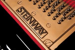 Gussplatte Steinway