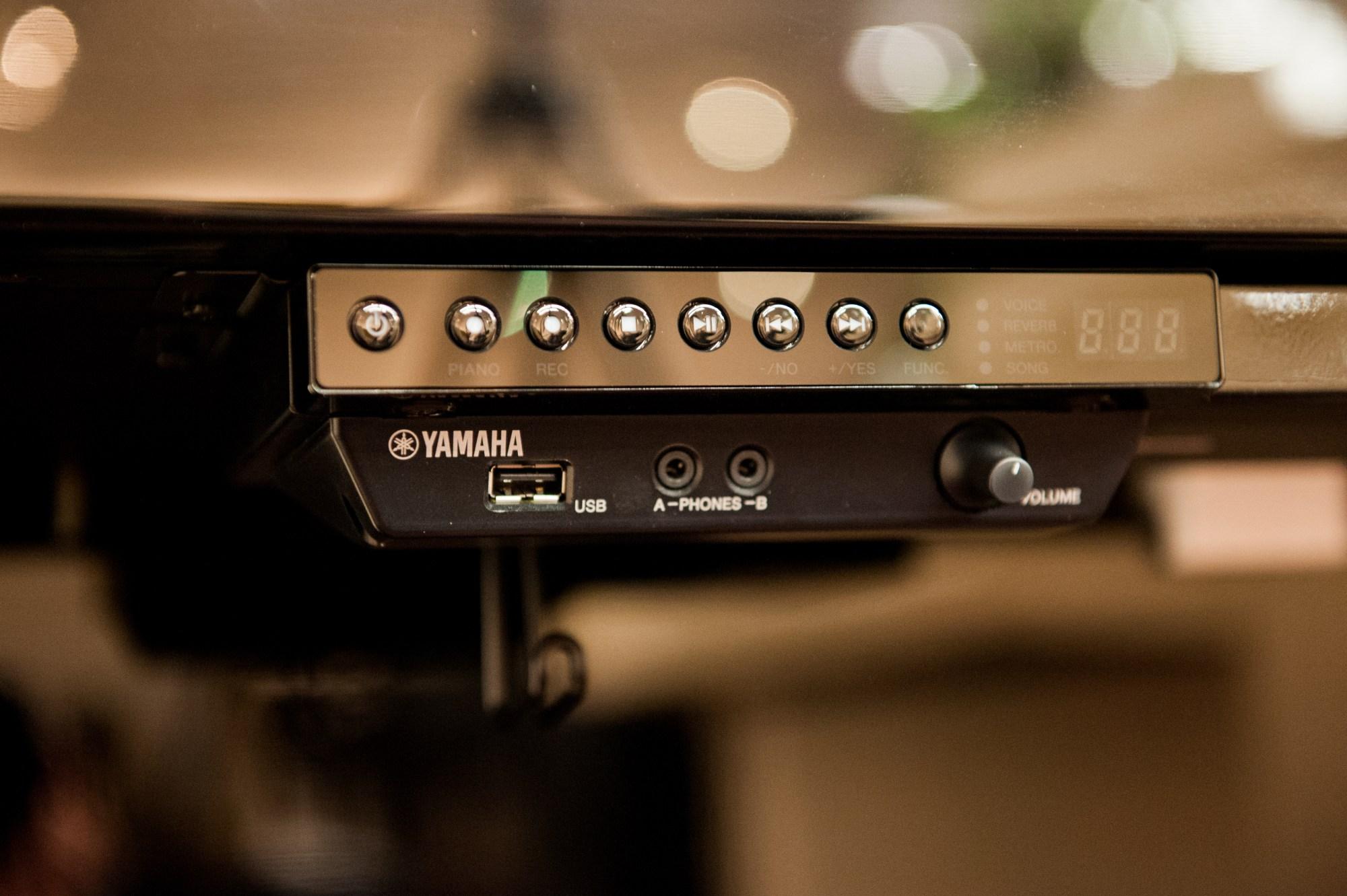 Yamaha P121 SH