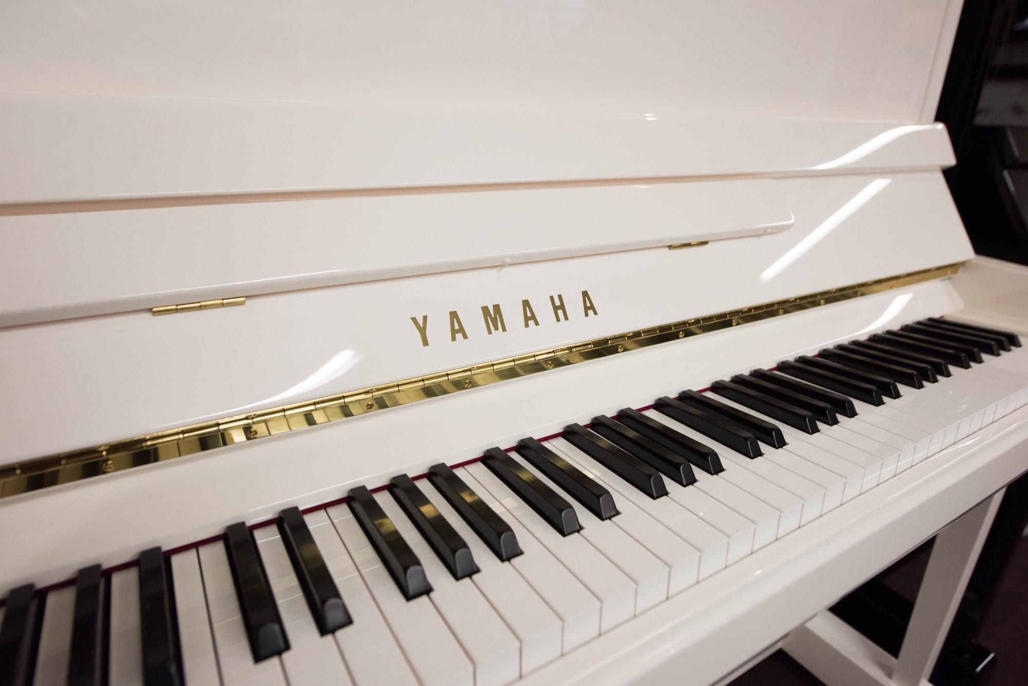 yamaha b3 weiss