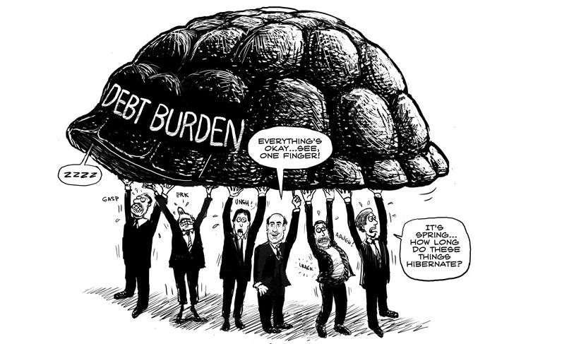 Debt ceiling e shutdown: cosi diversi ma cosi pericolosi
