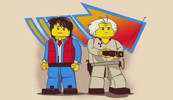 Lego ritorna al futuro