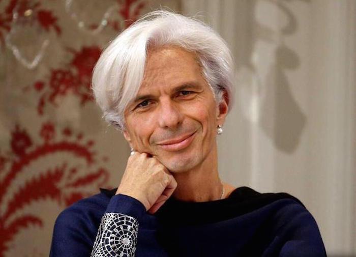 Una Lagarde in formato Varoufakis
